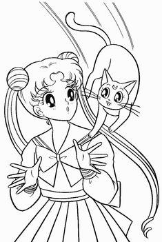 7 besten malvorlagen manga  anime - kostenlos zum ausdrucken bilder auf pinterest | ausdrucken