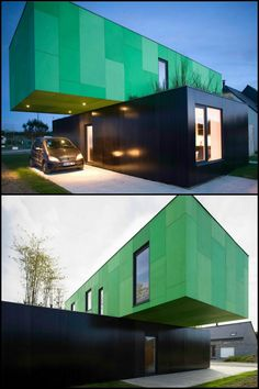 This Home Has Taken an Innovative Approach to The Use of Containers For Residential Construction