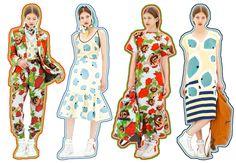 RESORT 2013 PRINTS international collections | Think Positive Designer Prints