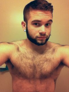 Hot hairy men