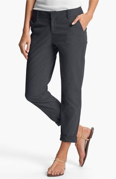 Caslon® Chino Ankle Pants   Nordstrom  want these in a couple colors