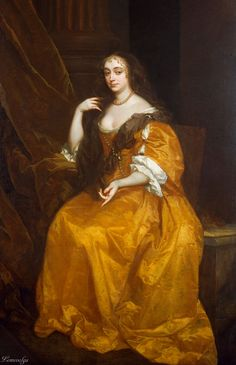 ab. 1662 Sir Peter Lely - Anne Hyde, Duchess of York
