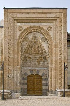 Eşrefoğlu Mosque 1296-1299/Beyşehir, Konya