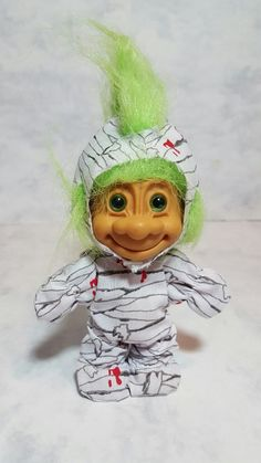 "Russ troll doll 5"" mummy #Russ #Dolls"