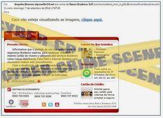 Muralha Informática: Info e-mail - Comunicado Urgente : Bradesco Protoc...