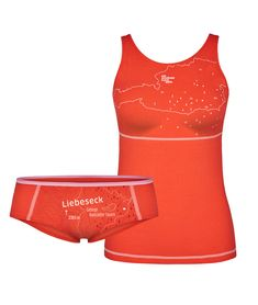 Das Liebeseck-Set BIO & FAIR. Sustainable Fashion, Underwear, Christmas, Gifts For Women, Gift Cards, Mountain Climbers, Nice Asses, Athlete, Earth