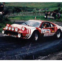 Memories , 308 on the French rally championship ! Ferrari 288 Gto, Ferrari Racing, Rally Raid, Automobile, Sweet Cars, Car And Driver, Custom Cars, Jdm, Super