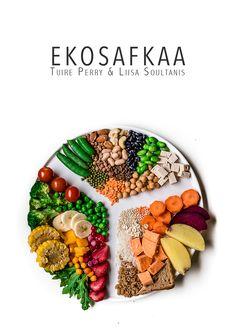 30 x vegaanista arkiruokavinkkiä - mitä tänään söis? - Vege it! Vegan Foods, Smell Good, Acai Bowl, Breakfast, Desserts, Recipes, Flower Paintings, Buddhism, Acai Berry Bowl