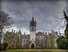 The Chateau de Noisy, Belgium   Also called Miranda Castle