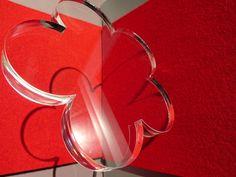 Glücksblüte ♥  Glücksblumen  von PAULSBECK Buchstaben, Dekoration & Geschenke auf DaWanda.com