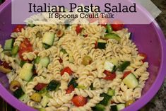 This Italian pasta salad is a easy make ahead dish that follows the Trim Healthy Mama guidelines for an S meal. Making it a delicious low carb side dish.