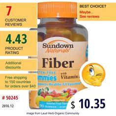 Sundown Naturals #SundownNaturals #Fiber #ConditionSpecificFormulas #食物繊維 #特定症状処方 #Волокно #ФормулыПоСпецифическимЗаболеваниям #섬유질 #건강상태별포뮬라