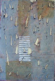 Josée Van Lierop, Dessin III - 219 on ArtStack #josee-van-lierop #art