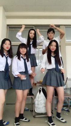 Best 12 yuki on Tik Tok: TikTok School Uniform Outfits, Cute School Uniforms, Summer School Outfits, Girls Uniforms, Private School Uniforms, School Girl Japan, School Girl Dress, Cute Asian Girls, Beautiful Asian Girls