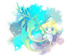 #Pokemon #Jirachi #fanart