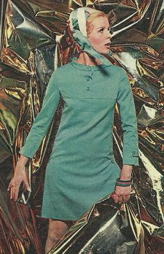 Louis Féraud.French Vogue,January 1969.