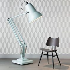 Amazing color options!! Giant1227 Floor Lamp by Anglepoise