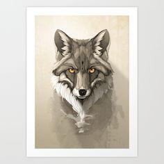 Red Fox by Rafapasta