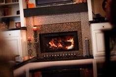Cool Fireplace Done By Granite Transformations Find More At  Www.granitetransformations.com Or Visit