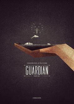 The Guardian Poster by ripplgames, via Flickr