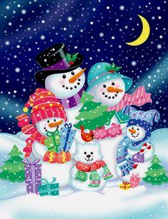 Illustrator Janet Skiles | Christmas .. Vita LiveInternet - orosz Service Online Diaries