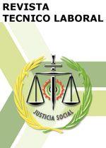 Revista técnico laboral http://kmelot.biblioteca.udc.es/record=b1277975~S1*gag