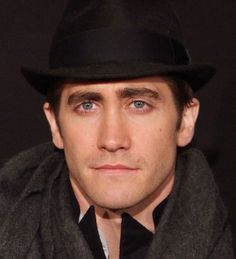 Looking hot in his trilby 💗💗💗💗 Gorgeous Body, Beautiful Men, Jake Gyllenhaal Movies, My Muse, White Man, Celebrity Crush, Future Husband, Hot Guys, Celebrities