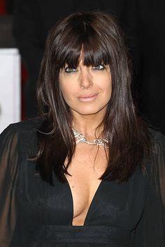 British Celebrities, Girl Celebrities, British Actresses, Celebs, Claudia Winkleman Hair, Perfect Brunette, Bob Hairstyles With Bangs, Tv Presenters, Great Hair