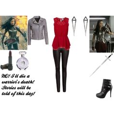 """Lady Sif"" by mckenzie-mh on Polyvore"