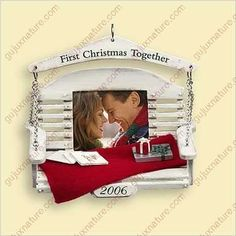 HALLMARK KEEPSAKE FIRST CHRISTMAS TOGETHER 2006 >>> You can find out more details at the link of the image.