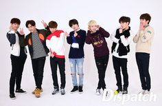 INFINITE SHOWTIME [Dispatch] - #인피니트