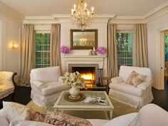 shabby chic couture house in Beverly Hills California by Rachel Ashwell