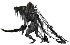 Undead Giant from Bloodborne