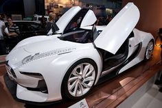 GTbyCitroën Concept Car