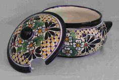 Talavera Soup Tureen - Mexican Connexion for Talavera Pottery [ MexicanConnexionforTile.com ] #shop #Talavera #Mexican