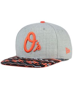 New Era Baltimore Orioles Neon Mashup 9FIFTY Snapback Cap