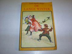 Laura Ingalls Wilder - de lange winter - mickyfields.nl