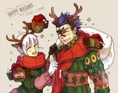 Merry Fairy Tail Christmas)