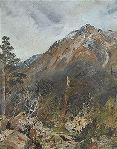 Dunbar Sloane - Wellington-Otira Artist Biography, Art Auction, Paintings, Artwork, Image, Work Of Art, Paint, Auguste Rodin Artwork, Painting Art