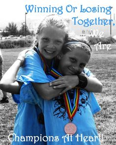 Team Mates For Life.