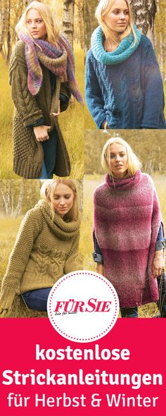 Crochet Patterns Sweaters Free knitting instructions for autumn and winter Crochet Sock Pattern Free, Crochet Pullover Pattern, Baby Cardigan Knitting Pattern Free, Chunky Knitting Patterns, Crochet Poncho Patterns, Free Knitting, Baby Knitting, Simple Knitting, Simple Crochet