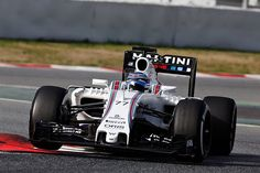 Williams FW38 - Mercedes