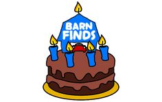 Happy 5th Birthday Barn Finds! - http://barnfinds.com/happy-5th-birthday-barn-finds/