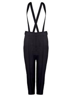 Yohji Yamamoto Women's Brace Stirrup Pants