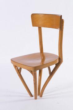 Archi chair by Helmut Palla