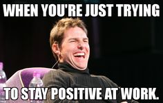Trying to stay positive at work #nurse #nursing #rn #meme #funny #memes #nursingschool