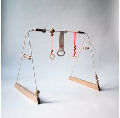 And me babygyms are handmade in the Netherlands. Made of wood, steel and cotton rope. Stylish babygym in three different colours. Buy the babygym here: Play Gym, Nursery Inspiration, Baby Store, Baby Design, Baby Cribs, Orange, Cool Toys, Kids Playing, Wardrobe Rack