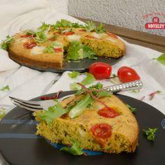 Bezlepkové pampúchy s makom - Novalim Feta, Dough Ingredients, Foodblogger, 1 Egg, Cherry Tomatoes, Avocado Toast, Baked Potato, Butter, Herbs
