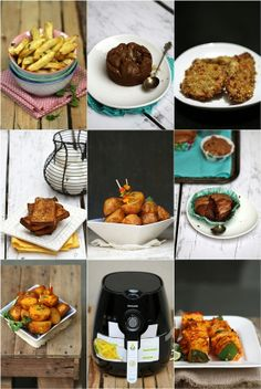 Our Airfryer is not just for chips