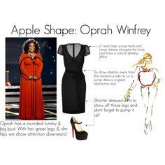 Apple Shape Body Styling Tips